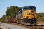 CSXT Train Q30522