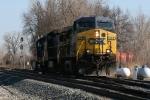 CSXT Train Q15029