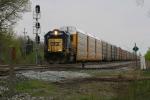 CSXT Train Q28929