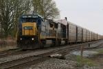 CSXT Train Q28729