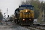 CSXT Train Q30529