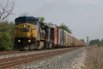 CSXT Train Q29017