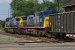 CSXT Train N92122