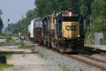 CSXT Train Q30526