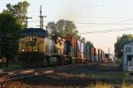 CSXT Train Q15011