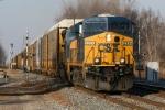 CSXT Train Q21629