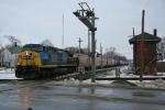 CSXT Train G64005