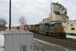 CSXT Train Q27206