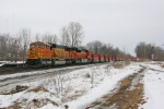 CSXT Train Q15007