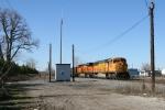 CSXT Train N95402