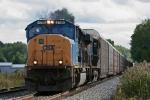CSXT Train Q28703