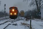 CSXT Train N95418