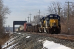 CSXT Train Q33520