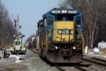CSXT Train Q33406