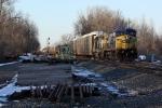 CSXT Train X20303