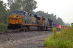 CSXT Train Q15021