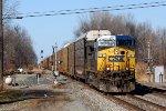CSXT Train Q24119