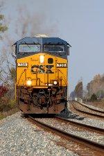 CSXT Train G79623