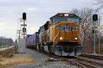 CSXT Train Q13212