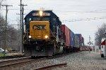 CSXT Train Q15113