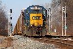 CSXT Train Q24125
