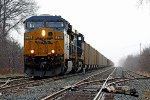 CSXT Train T95810