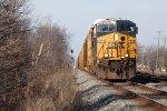 CSXT Train Q24126