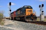 CSXT Train Q23325