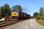 CSXT Train Q23318