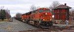 CSXT Train Q39924