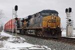 CSXT Train Q15102