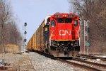 CSXT Train Q24121