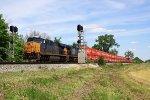 CSXT Train Q15125