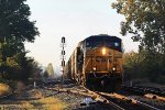CSXT Train Q27211