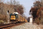 CSXT Train Q23109