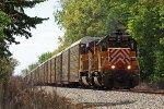 CSXT Train Q27723
