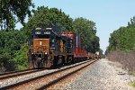 CSXT Train Q15121