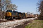 CSXT Train Q21602