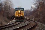 CSXT Train Q24107