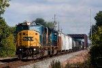 CSXT Train L32102