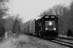 CSXT Train Q27628