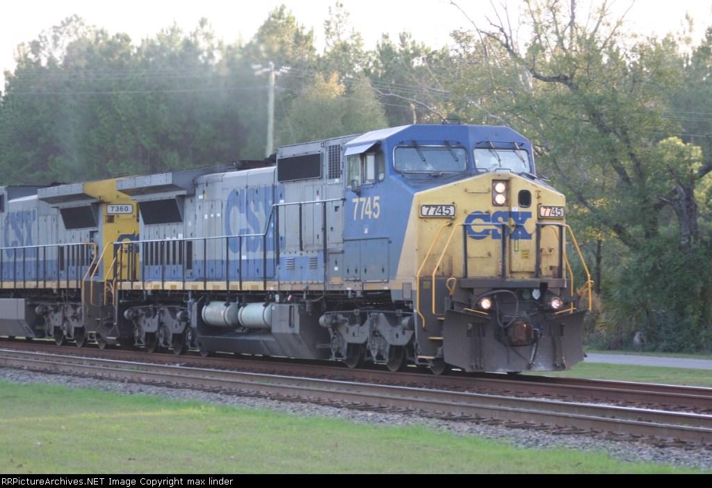 CSX 7745