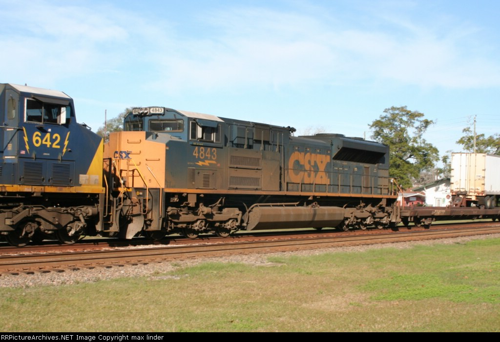 CSX 4843