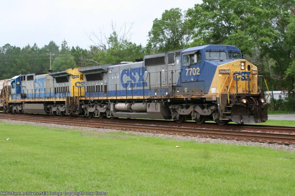 CSX 7702