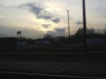 The Day comes to an end and so does my railfaning!