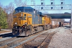 CSXT 5202 (ES44DC) & UP 9088 (C41-8) on K651-09