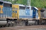 CSXT 6280 (GP40-2) ex CO 4382 (GP40-2)