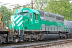 GCFX 3059 (SD40-2) ex NREX 3186, NS  3186 and SOU 3186 (SD40)