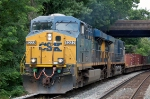 CSX 5222 (ES44DC) & CSX 5286 (ES44DC) on Q174