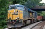 CSX 5222 (ES44DC) & CSX 5286 (ES44DC) on Q174